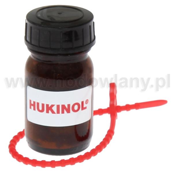Odstraszacz zapachowy na dziki i sarny Hukinol butelka 30 ml z zawieszką - zdjecie 1