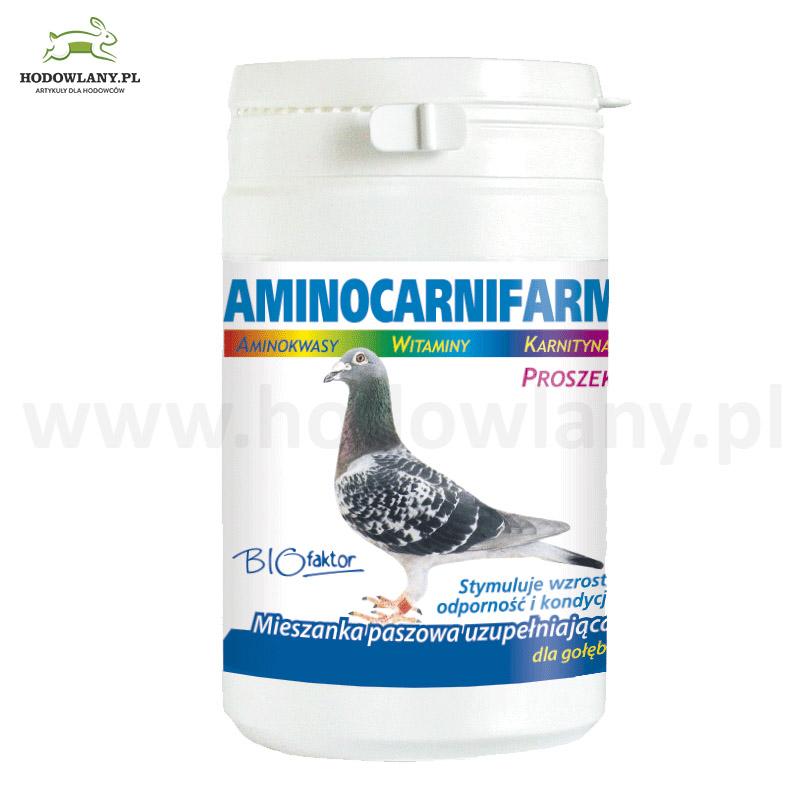 AMINOCARNIFARM 200 g witaminy dla gołębi
