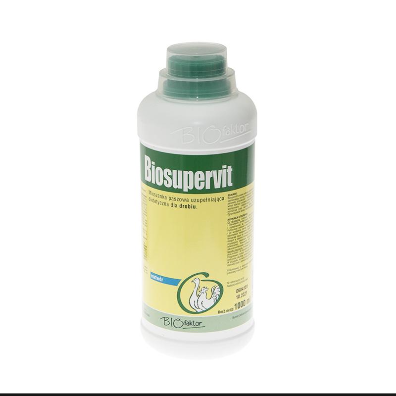 BIOSUPERVIT 1000 ml witaminy i aminokwasy dla drobiu