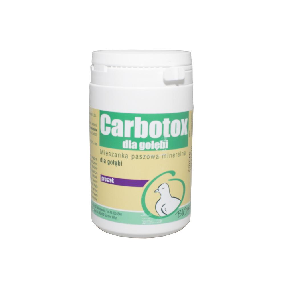 Carbotox  preparat na biegunkę dla gołębi 100 g