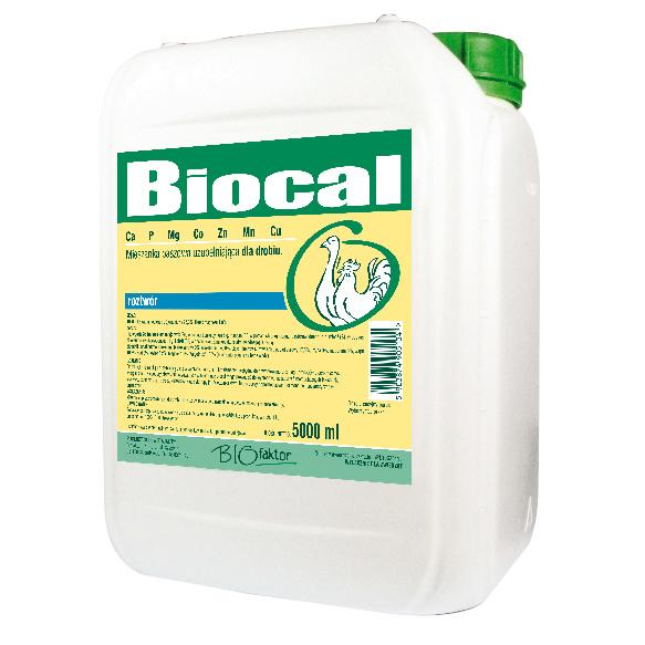 BIOCAL 5000 ml witaminy na poprawę odporności