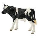 Cielak Holstein figurka zabawka ręcznie malowana