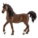 Koń ogier arabski figurka zabawka ręcznie malowana