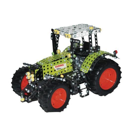 Zabawka model do składania traktor Claas Axion 850 - zdjecie 1