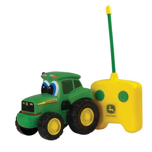 Traktor John Deer zdalnie sterowany na pilota