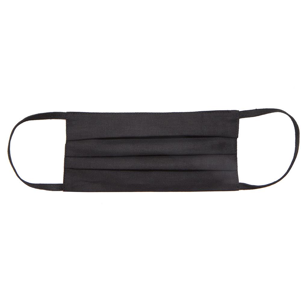 Maseczka ochronna wielorazowa bawełniana Street Wear czarna