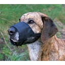 Kaganiec dla małego psa nylonowy z siatką  S - zdjecie 2