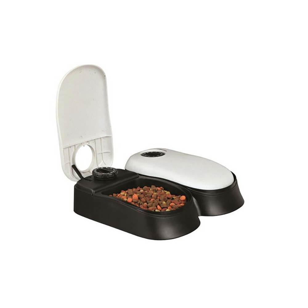 Automatyczne karmidło dla psów i kotów 2 posiłki po 300 ml