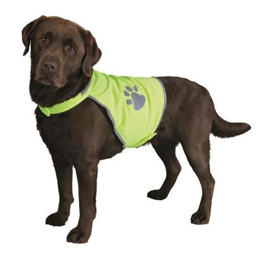 Kamizelka odblaskowa dla psa - rozmiar XL