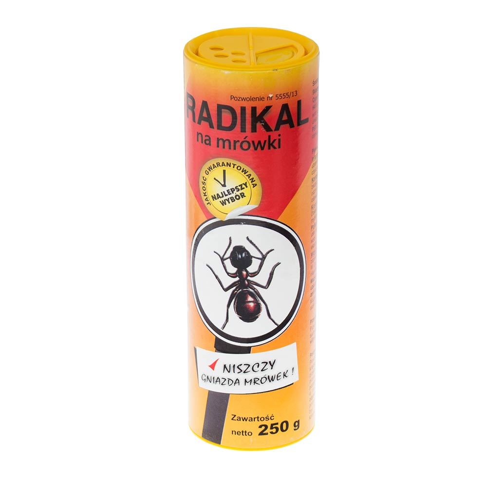 RADIKAL na mrówki 250 g w granulacie