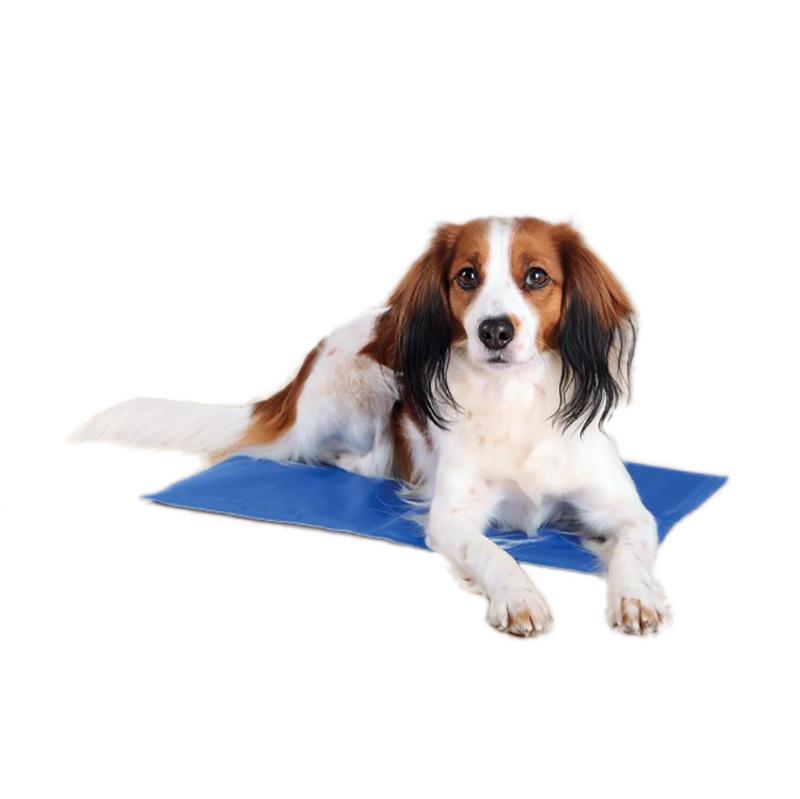 Mata chłodząca dla psa żelowa 65 x 50 cm