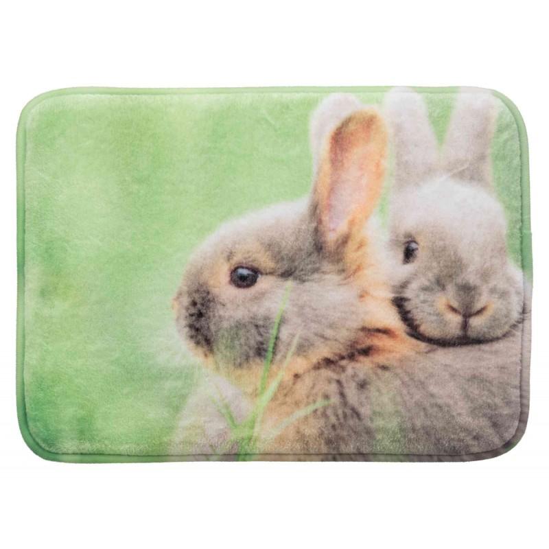 Legowisko mata antypoślizgowa dla królików - zdjecie 1