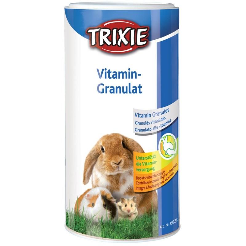 Granulat z witaminami dla królików 125 G
