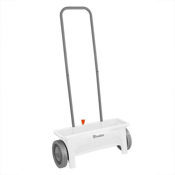 Siewnik rozsiewacz wózkowy pchany na kółkach 12l  - zdjecie 1