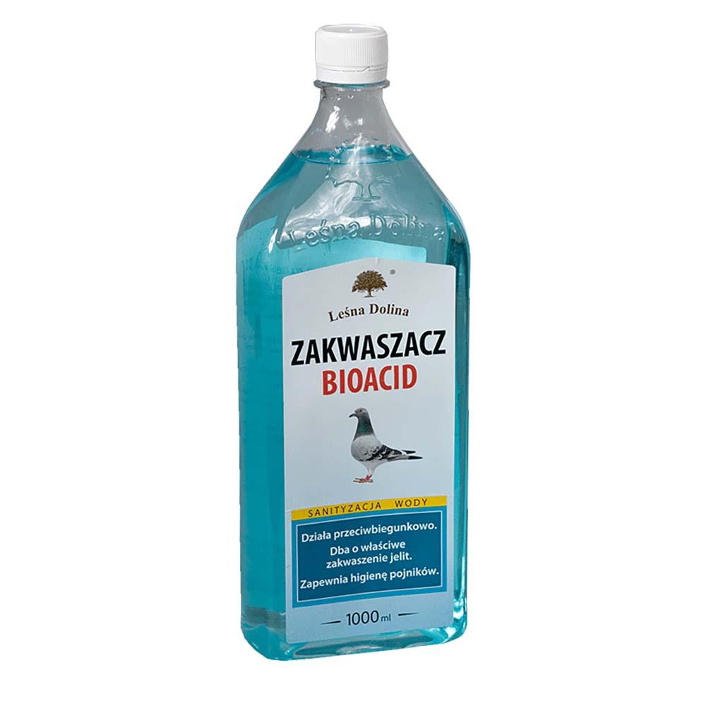 Bioacid zakwaszacz przeciw kokcydiozie dla gołębi 1 l