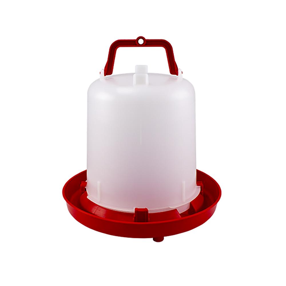 Poidła zbiornikowe dla drobiu 10 litrów z uchwytem