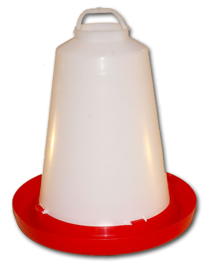 Poidła zbiornikowe 15 litrów z uchwytem - zdjecie 1