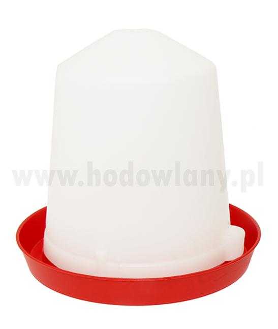 Poidło zbiornikowe syfon 3,5l plastikowe - zdjecie 1