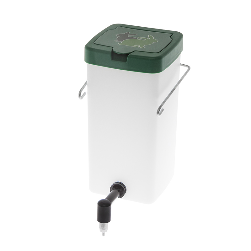 Poidło dla królików ze zbiornikiem 1 litr ECON - zdjecie 1