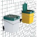 Poidełko dla zwierząt do klatek ze zbiornikiem 0,5 litra ECON