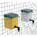 Poidełko dla zwierząt do klatek ze zbiornikiem 0,5 litra ECON - zdjecie 2