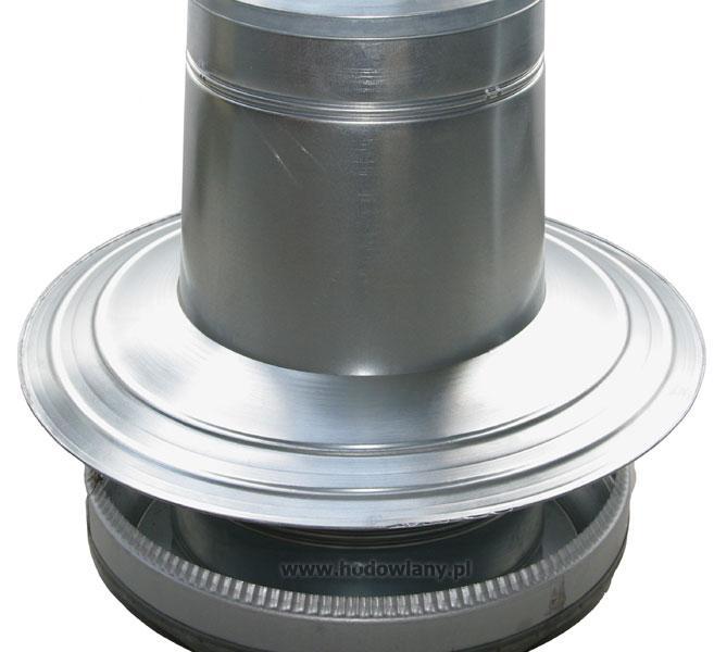 Okapnik do automatu paszowego 70 kg metal ocynkowany - zdjecie 1