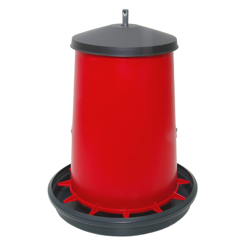 Karmnik dla drobiu 18 kg kompletny HELIOS