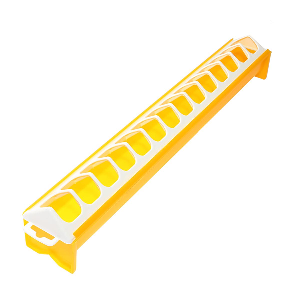 Karmnik podłużny o długości 50cm dla piskląt karmidło - zdjecie 1