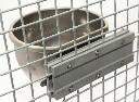 Uchwyt montażowy do mocowania miseczek stalowych na kracie - zdjecie 3