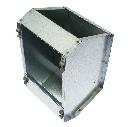 Karmnik dla królików  jednokomorowy metalowy 14 cm ECON - zdjecie 2