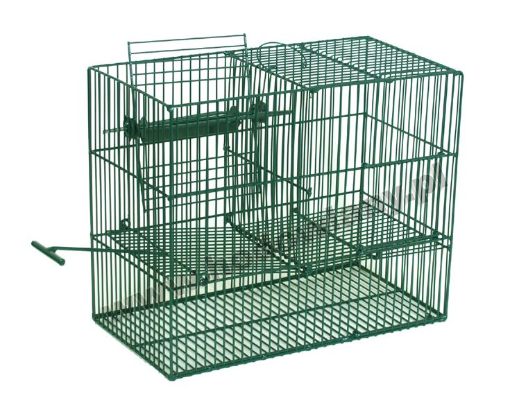 Automatyczna żywołapka na ptaki - multisekwencyjna - zdjecie 1