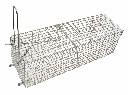 Pułapka żywochwytna duża 41cm metalowa - zdjecie 2