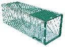 Żywołapka na nutrie, wydry, króliki, szczury, lisy, koty  duża - 90 cm - zdjecie 1