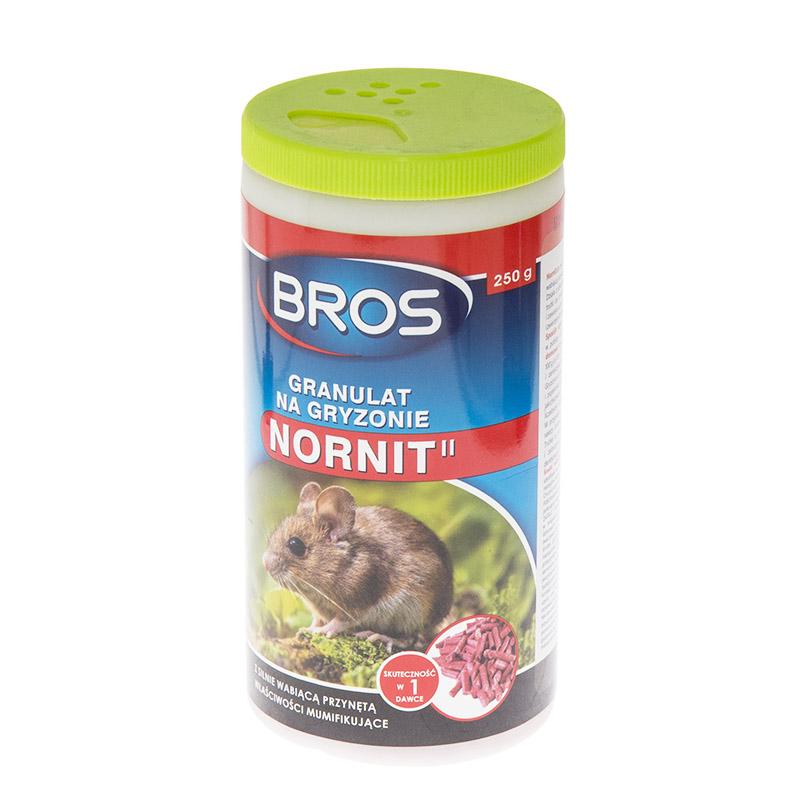Preparat na nornice i karczowniki w granulacie 250 g