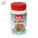 RAT KILLER PERFEKT 200 g preparat zwalczający szczury i myszy w kostce