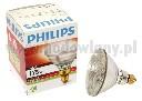 Promiennik - lampa grzejna biała żarówka PHILIPS 175WAT (PAR38 IR 175C) - zdjecie 2