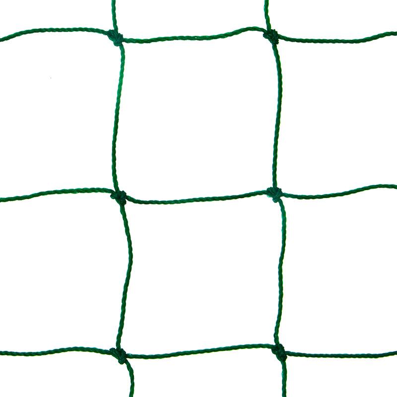 Siatka polietylenowa na pokrycia wierzchnie wolier oczko 6 x 6 cm - na wymiar - zielona - zdjecie 1