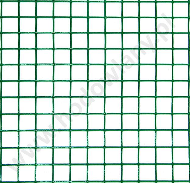 Woliera dla Papug - Siatka zgrzewana powlekana PVC oczko 13x13mm - zdjecie 1