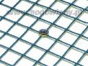 Siatka zgrzewana na wolierę dla papug oczko 25 x 25 mm, rolka 5 mb - zdjecie 3