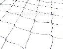 Siatka polietylenowa na woliery oczko 8 x 8 cm na wymiar - czarna - zdjecie 4