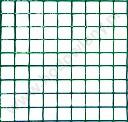 Woliera dla gryzoni i małych drapieżników - siatka zgrzewana powlekana PVC oczko 16x16mm