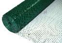 Woliera dla gryzoni i małych drapieżników - siatka zgrzewana powlekana PVC oczko 16x16mm - zdjecie 2