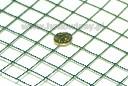 Woliera dla gryzoni i małych drapieżników - siatka zgrzewana powlekana PVC oczko 16x16mm - zdjecie 3