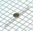 Siatka zgrzewana ocynkowana 13x13 mm na woliery gruby drut - zdjecie 3
