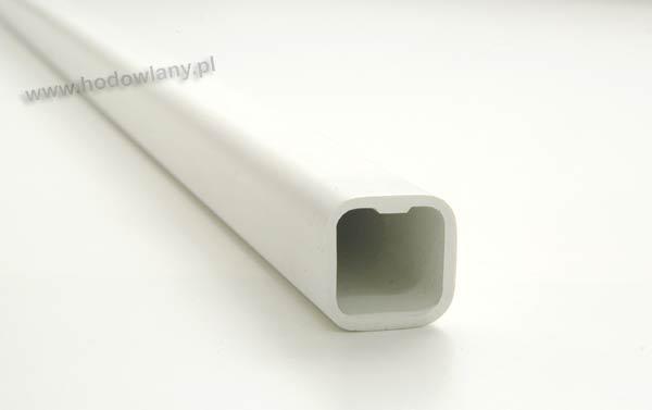 Rura kwadratowa do systemu pojenia 22x22mm 1 mb - zdjecie 1