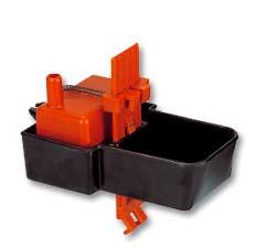 Poidło dla królików i gryzoni automatyczne 6cm - zdjecie 1
