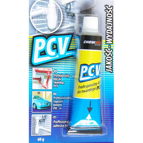 Klej PCV do łączenia elementów systemu pojenia tubka 60g