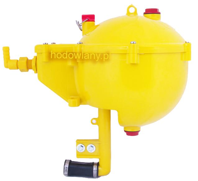 Reduktor ciśnienia wody zbiornikowy ze stałym ciśnieniem na wyjściu