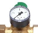 Regulator ciśnienia ze wskaźnikiem od 1,5-4Bar z gwintem 3/4cala, mosiężny - zdjecie 3