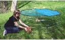 Kojec klatka zewnętrzna wybieg dla królików - 8 elementów  - zdjecie 2